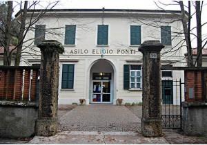 Una delle 16 scuole dell'infanzia paritarie di Varese