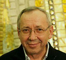 L'artista e teologo Marko Rupnik