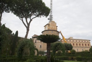 La sede di Radio Vaticana