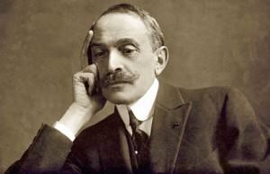 Il medico russo Serge Voronoff