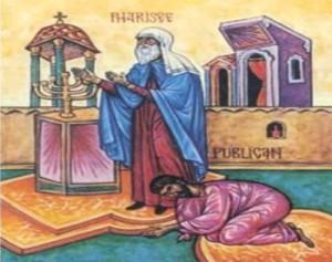 Il fariseo ed il pubblicano