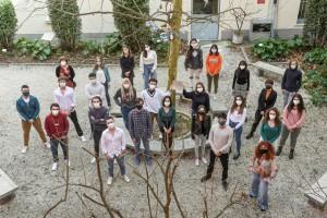 Classe terza A Liceo Classico Cairoli di Varese