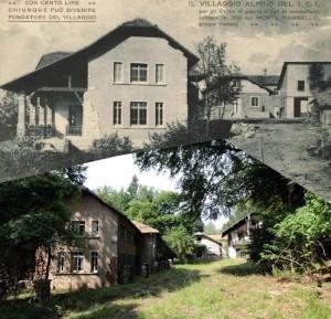 Colonia alpina del Touring a Boarezzo
