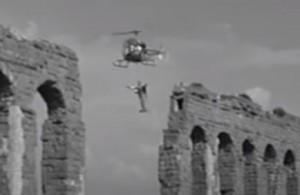 Dal film La dolce vita di Fellini