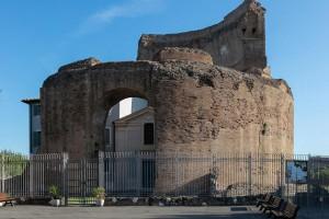 Il mausoleo di Sant'Elena a Roma