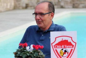 Stefano Amirante (Foto Città di Varese)