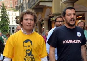Matteo Bianchi candidato sindaco a Varese