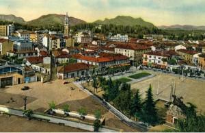 Varese, la vecchia piazza Repubblica