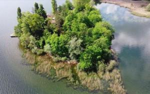 L'Isolino Virginia (riprese da drone: Matteo Aspesi)