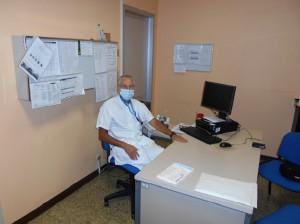 Il dottor Lorenzo Cerizza