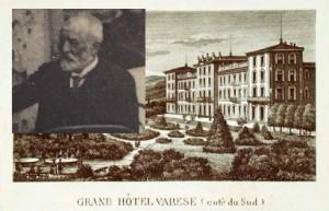 Garoni ed il Grand Hotel Excelsior
